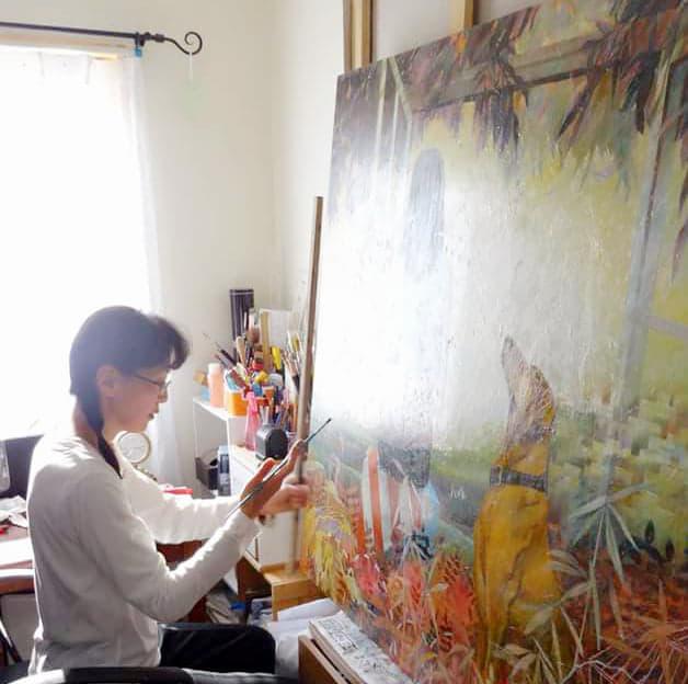 MIYUKI TAKANASHI